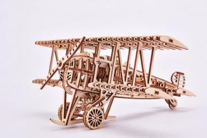 Pack mit:1 St/ück Deko Basteln 3-50cm Gr/ö/ße:3cm Holz Flugzeug