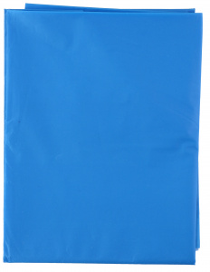 Bath & Shower shower curtain 180 cm Peva blue 2-part