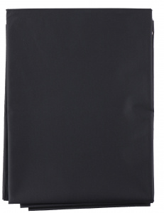 Bath & Shower shower curtain 180 cm Peva black 2-part