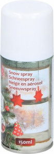 Christmas Gifts sneeuwspray 150 ml wit