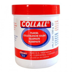 Collall paste 150 grams white/red