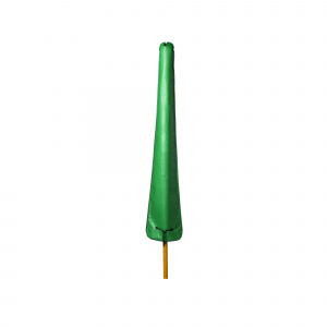 Compactor parasol cover 35 x 160 cm green