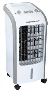 Dunlop air-cooler 80W 24 x 57 cm 4 liter wit
