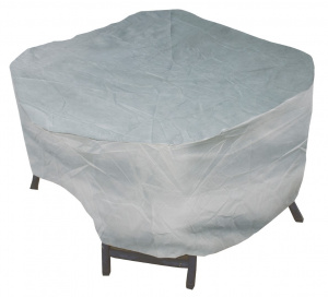 Eurotrail garden furniture cover Seating group 320 x 80 cm polyester grey