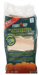 Fire-Up oven dried firewood 8kg