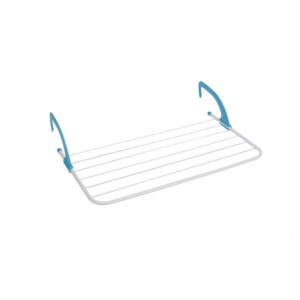Lifetime Clean drying rack 68x39cm white/blue