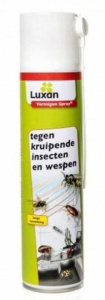 Luxan insect repellent Vermigon 400 ml aluminium green/white