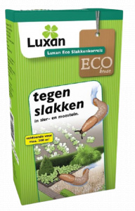 Luxan slug pellets Eco 500 grams cardboard green