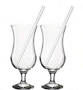 Montana cocktailgläser 380 ml Glas transparent 4-teilig
