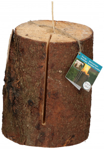 Orange85 log Swedish torch 20x13 cm