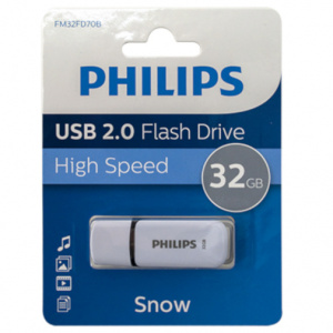 Philips geheugenstick USB 32gb Snow wit