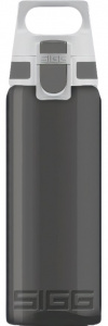 Sigg waterfles Total Color 0,6 liter antraciet