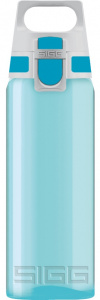Sigg waterfles Total Color 0,6 liter lichtblauw