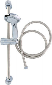 Bath & Shower shower set 8 cm chrome
