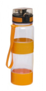 TOM drinkfles 500 ml 22,5 cm oranje