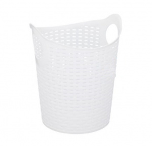 TOM recycle bin 27 x 33,5 plastic white
