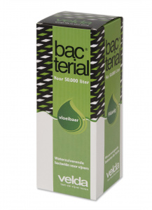 Velda watermiddel Bacterial vloeibaar 500 ml transparant