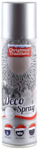 Witbaard decoratiespray 150 ml zilver