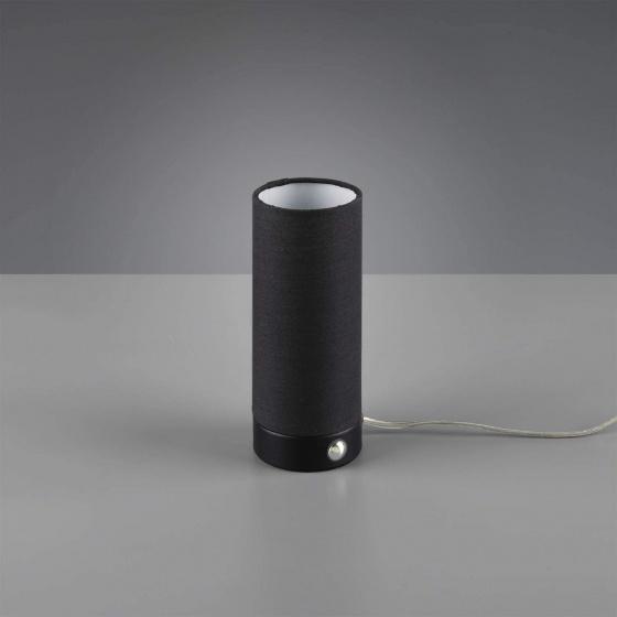 Reality Table Lamp Emir20 X 8 Cm Steel Textile Black Internet Home Garden