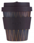 Ecoffee Cup koffiebeker Hudson Worth 175 ml bamboe donkerbruin