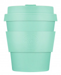 Ecoffee Cup koffiebeker Mince-Off 175 ml bamboe turquoise