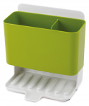Joseph Joseph organizer Caddy Tower 12 x 18 x 20 cm groen/wit