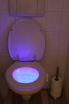 United Entertainment toiletverlichting 8 kleuren